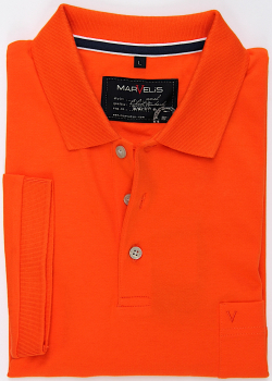 Marvelis Polo Shirt -mandarin- 64103282
